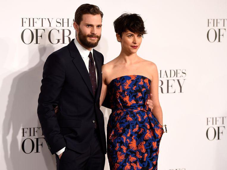 Jamie en zijn vrouw.