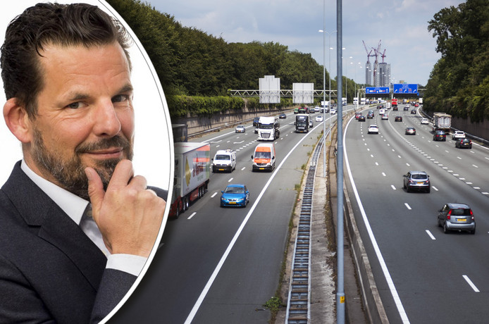 Columnist Jerry Goossens over de verbreding van de A27.