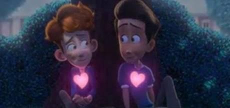 Animatiefilm over verliefde tienerjongens ontroert het internet