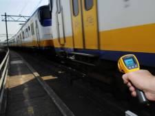 ProRail houdt 'hitteschouwen' op spoor: alert op problemen