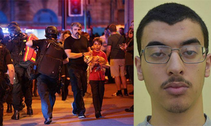 Hashem Abedi hielp zijn broer Salman bij de bloedige zelfmoordaanslag in de Manchester Arena.