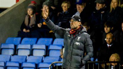 """Klopp boycot replay in FA Cup tegen derdeklasser: """"Wij zullen er niet zijn, de 'kids' mogen spelen"""""""