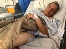 Jules (76) rijdt in op agent en krijgt politiekogel in been: 'Ik heb die controle écht niet gezien'
