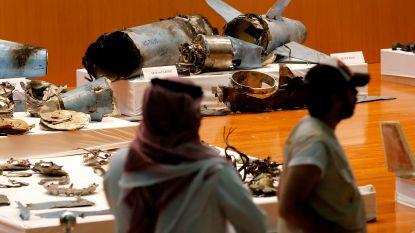 """Saudi-Arabië toont """"bewijzen"""": """"Aanval zonder enige twijfel ondersteund door Iran"""""""