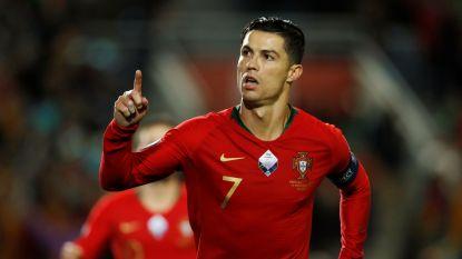 Hoezo, Ronaldo kan het niet meer? Cristiano scoort prompt hattrick voor Portugal