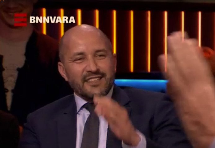 Burgemeester Ahmed Marcouch van Arnhem is te gast bij het televisieprogramma Pauw.