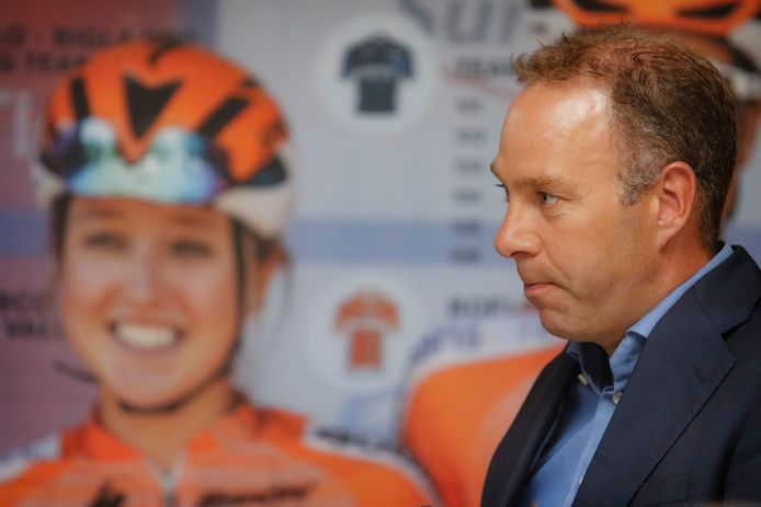 Sportief directeur Danny Stam van Boels-Dolmans.