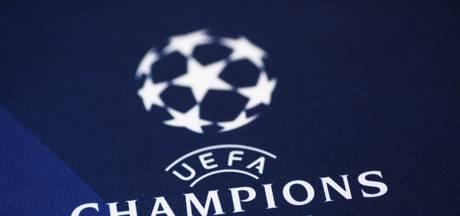 Uitslagen en standen speelronde 1 van de Champions League