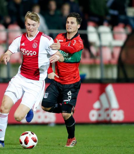 Overtoom na verlies bij Jong Ajax: de neuzen moeten dezelfde kant op