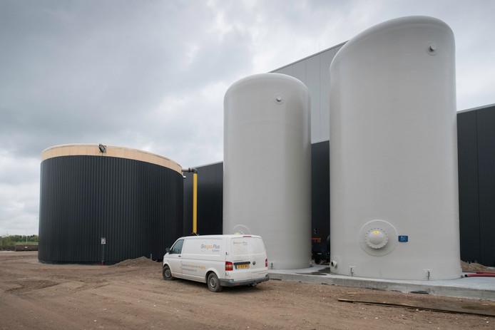 Biogascentrale Bergerden.