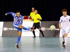 Voor zaalvoetballers FC Eindhoven is het erop of eronder