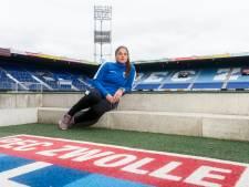 Vrouwen PEC Zwolle kunnen voorsprong in Den Haag niet vasthouden