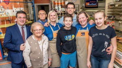 """Bakkerij Nollet sluit na 82 jaar de deuren en  bedankt trouwe klanten: """"Klaaskoeken waren  geliefd tot in Gent"""""""