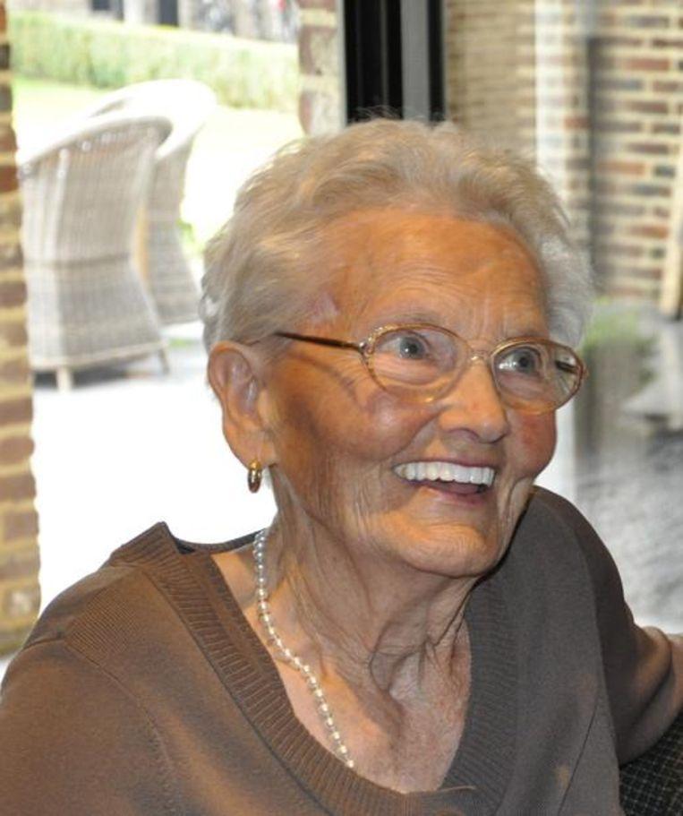 Slachtoffer Lea Vannerum (83) liet het leven bij het ongeval.