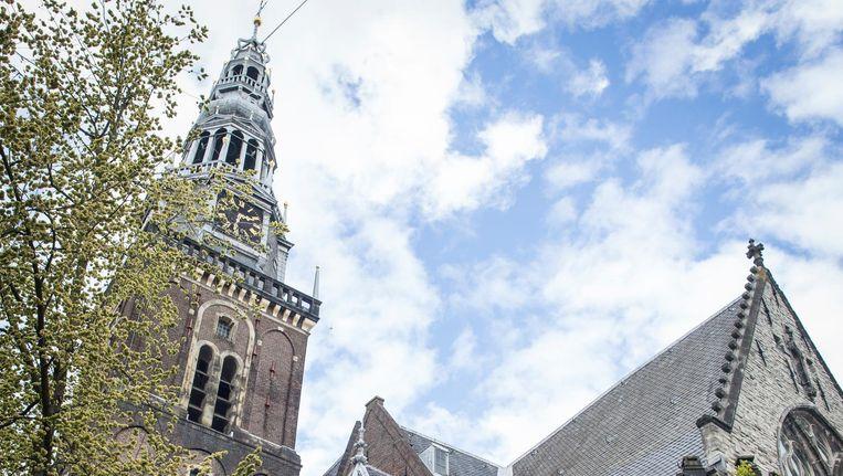 De Oude Kerk krijgt het grootste bedrag van het rijk: 326.200 euro Beeld Dingena Mol