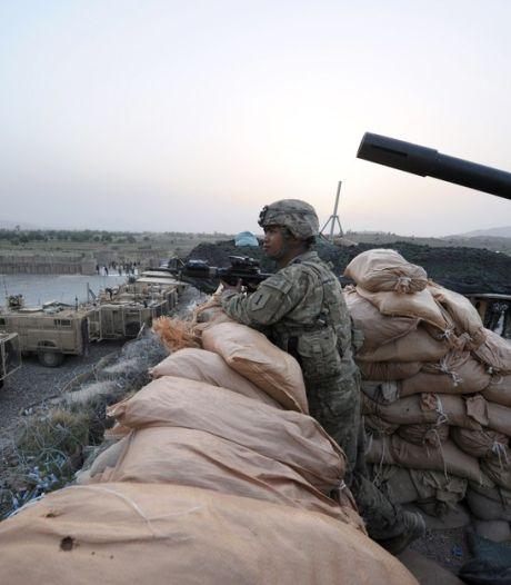 VS vrezen afsluiten bevoorrading Afghanistan