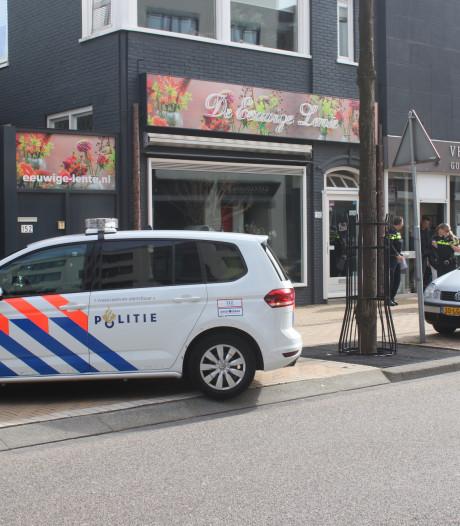 Politie rekent dief rap in na inbraak bij juwelier Apeldoorn