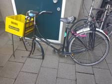 Twee mensen opgepakt voor stelen fietswiel