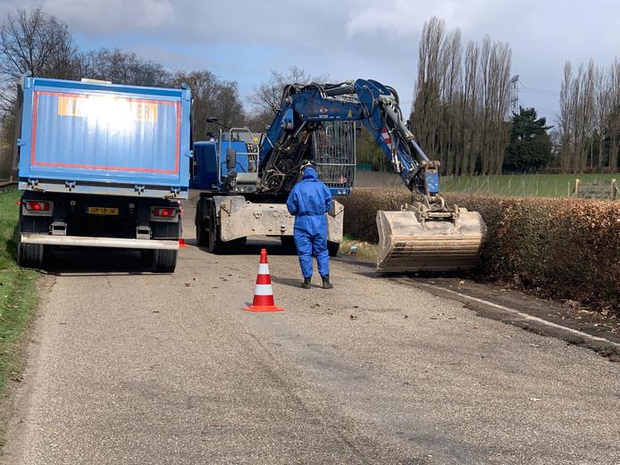 Honderden liters drugsafval opgeruimd in Eindhoven.