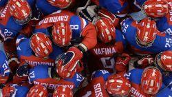Levenslange schorsing voor zes Russische ijshockeysters