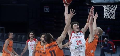 Orange Lions lopen in Turkije eerste kans op EK-kwalificatie mis