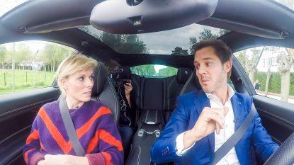 PREVIEW. Waarom heeft de auto van Bart Versluys een panoramisch dak? Cathérine Moerkerke zoekt het uit