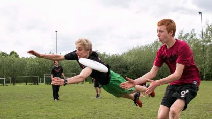 Fusiegemeente krijgt met Frisbee Team nieuwe sportclub