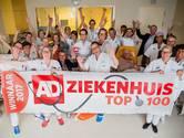 Bekijk hier de Ziekenhuis Top 100 van 2017