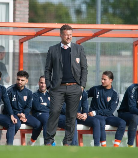 TEC loot FC Groningen in KNVB beker: 'Veel te vroeg'