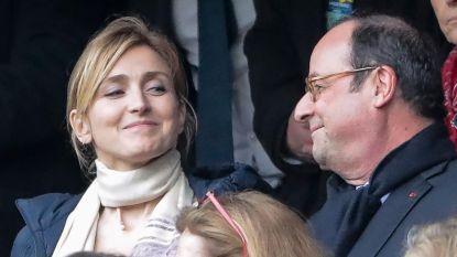 François Hollande debuteert in toneelstuk op theaterfestival Avignon