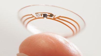 Google ontwikkelt slimme lens voor diabetici