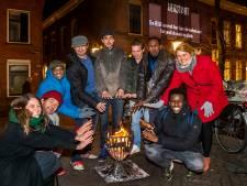 Daklozen in Utrecht hebben nieuw 'thuis' aan de Nieuwegracht