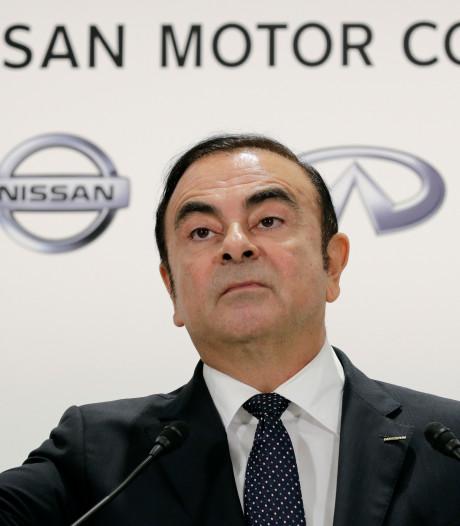 Zaak voorzitter Nissan ontaardt in vechtscheiding