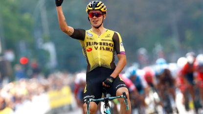 Roglic wil draad weer oppakken met Ronde van de Ain