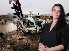Petra overleefde eerder treinbotsing op Harlingse rampplek