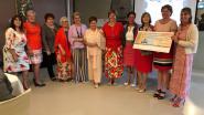 Inner Wheel schenkt 3.000 euro aan Netwerk Levenseinde Zuid-Oost Vlaanderen