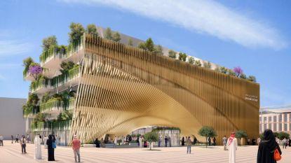 Bouw Belgisch Paviljoen voor wereldexpo 2020 gestart