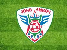 Jong Ambon is eindelijk van de hatelijke nul af