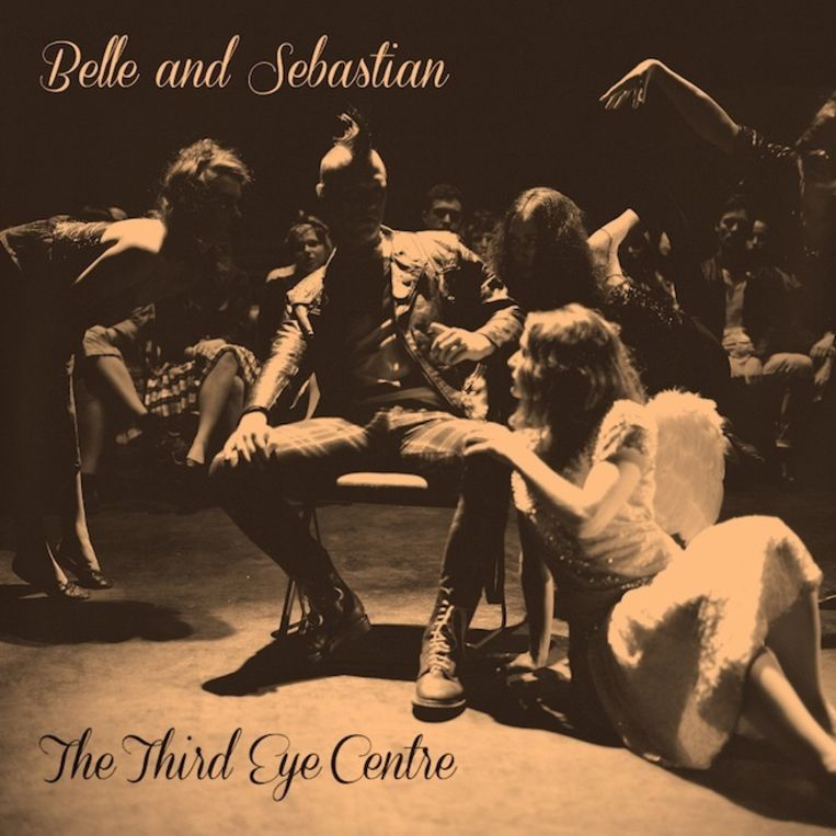 Albumhoes The Third Eye Centre Beeld -