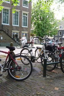 Raadslid stoort zich aan rommelig gestalde fietsen in Wijk