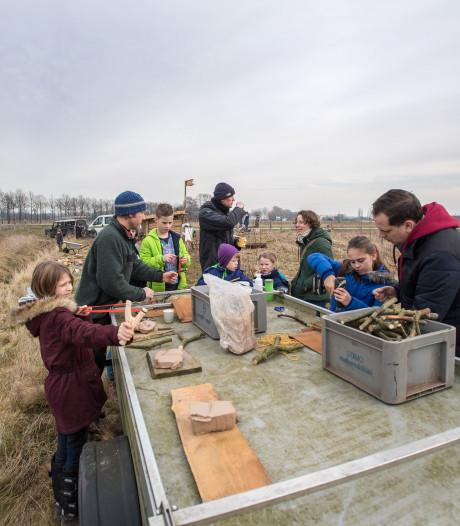 Herstel van historische appelrassen in Elst, struikenboomgaard 'geopend'