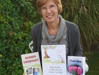 """Bornemse schrijft drie boeken in jaar tijd: """"Menselijke relaties staan centraal"""""""