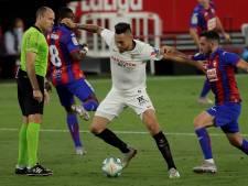 LIVE | Ocampos schiet Sevilla op voorsprong