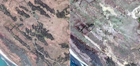Human Rights Watch: Dorpen Rohingya platgewalst met bulldozers