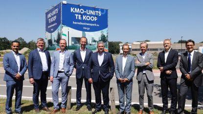 Grootste bedrijvenpark van Hasselt start ontwikkeling van 19 nieuwe kmo-units en 10.500 m² projecten op maat