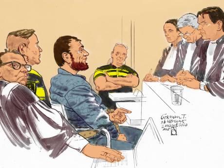 Tramschutter gaat niet in hoger beroep; definitief levenslang voor Gökmen Tanis
