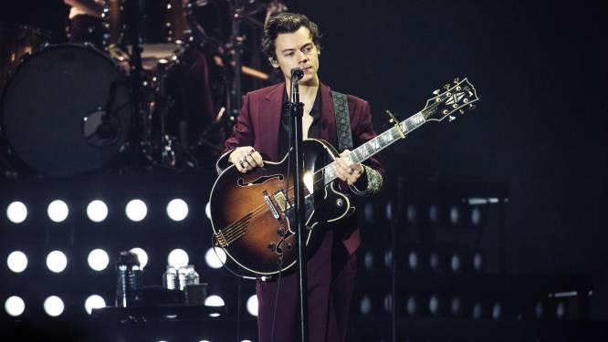 Hoofdrol naast Brad Pitt, nummer 1-album én een nieuw lief: 2021 is nu al het jaar van Harry Styles