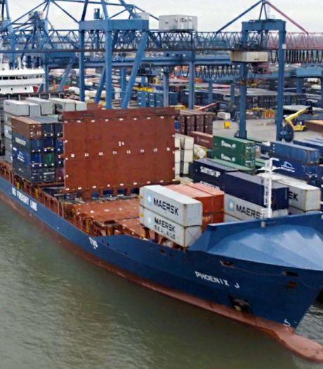 Steinweg verkoopt containerterminal RST aan Britse en Amerikaanse investeringsmaatschappijen
