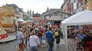Op de koppen lopen in Merchtem: jaarmarkt lokt meer dan 8.000 bezoekers