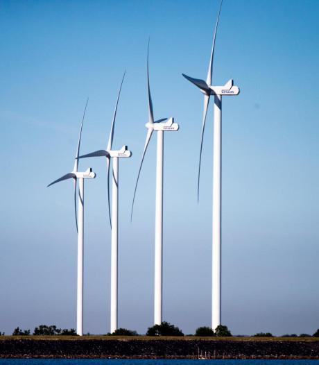 D66 wil af van strenge regels rond windmolens in Houten